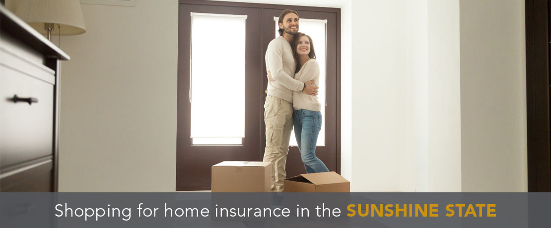 BLOG_SHOPPING FOR HOME INSURANCE IN THE SUNSHINE STATE