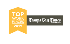 Tampa Bay Times - 2019 Top Work Places